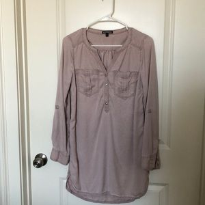 Express Women's Shirt Dress